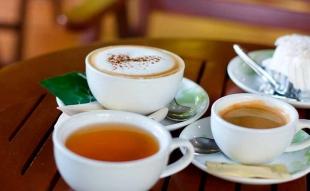 Чай. Кофе. Какао